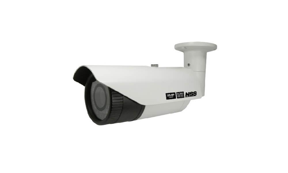 屋外対応バレット型カメラNSC-SP942M-2M