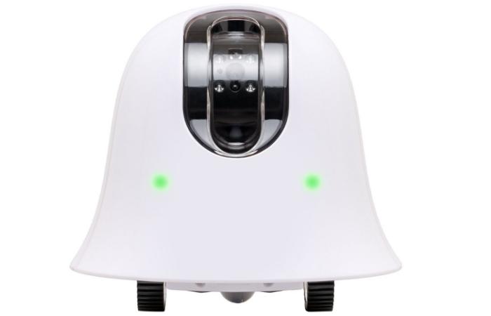 ilbo 移動式 お留守番 カメラ 遠隔操作で場所の移動ができるカメラ
