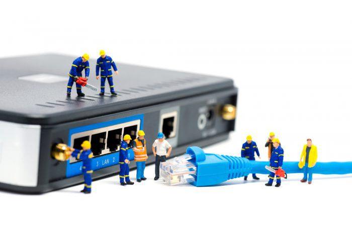 長距離無線LANの構築方法
