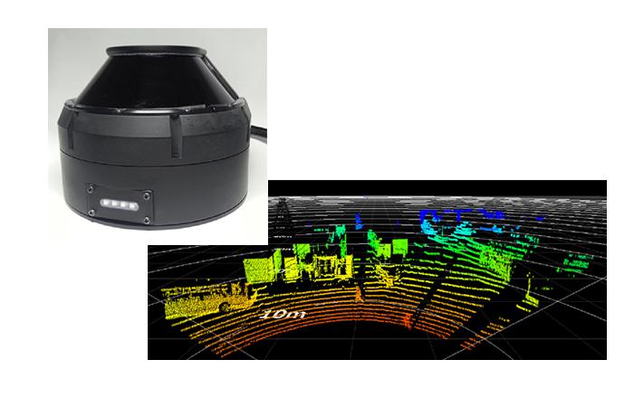 コニカミノルタの3Dレーザー記録技術