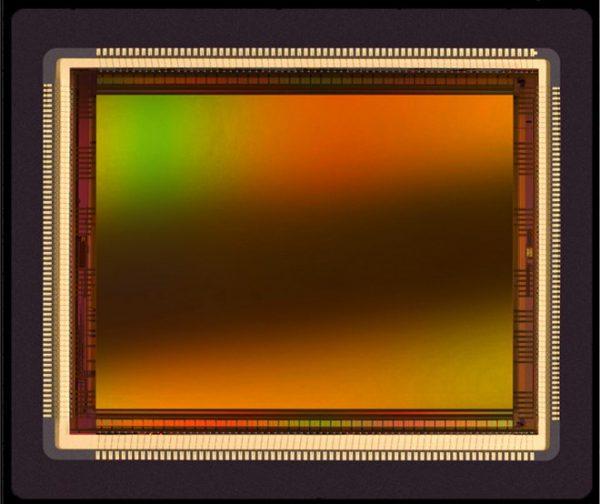 イメージセンサーの画像(CMOS)