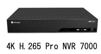 MilesightのNVR7000