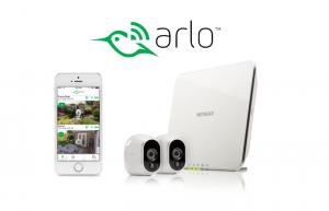 ワイヤレス・防水・防塵と3拍子揃ったネットワークカメラ「Arlo(アーロ)」