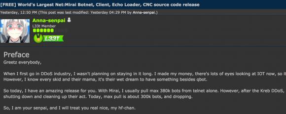 hacking-forumworlds-largest-net-mirai-botnet-client-echo-loader-cnc-source-code-release