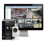 小規模オフィスの監視に最適!NASを高機能NVRとして使う方法!!