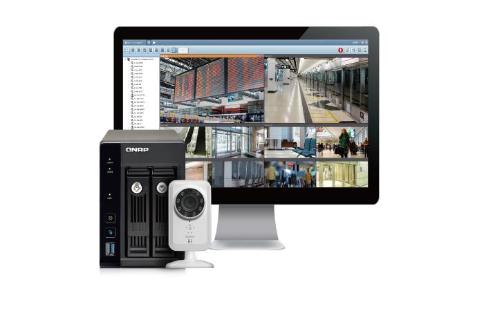 NAS(NetworkAttachedServer)をNVR)(ネットワークビデオレコーダーとして利用する)