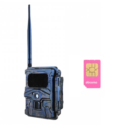 ハイクカム SP158-J 3G自動撮影カメラ「HCSP158-J」