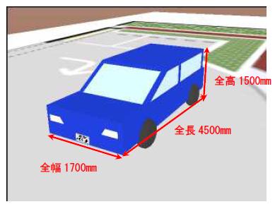 TOAの「3Dカメラ画角シミュレーター」で利用できる3Dオブジェクト