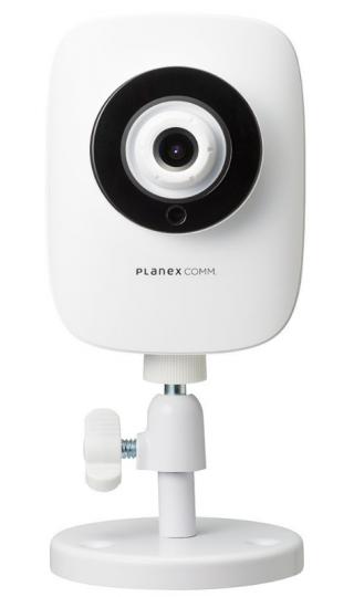 プラネックスコミュニケーションズのネットワークカメラ「スマカメナイトビジョン[PLANEX CS-QR20]」