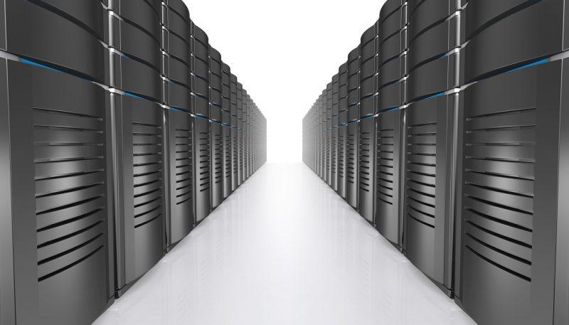 VideoManagementSoftweaで利用されるクラウドサーバー(データセンター)の画像