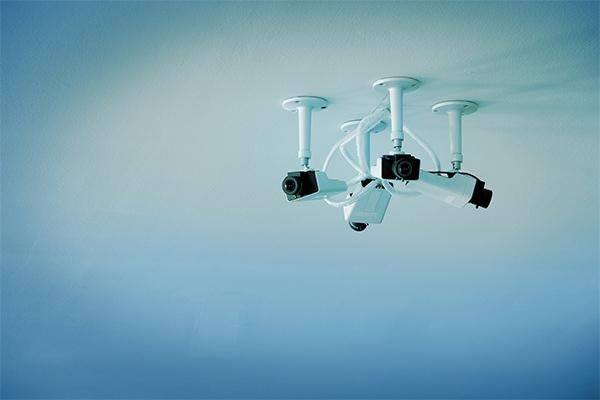 監視カメラは取り付けるポイントが重要!のイメージ