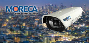 遠隔監視カメラでSIM内蔵のMoReCa(モレカ)はで屋外・空き家もOK!?