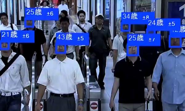 グローリーの顔認証技術