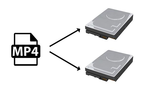 Raid構成の概念図