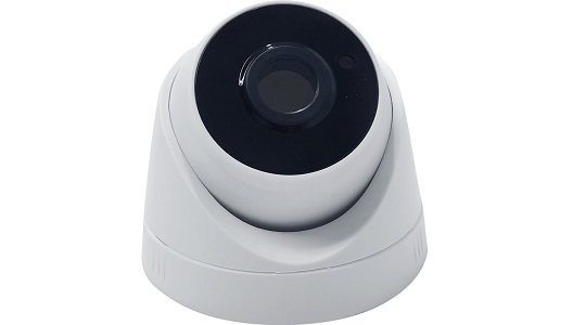 カメチョ:屋内用クラウドカメラ(3軸回転ドーム型)