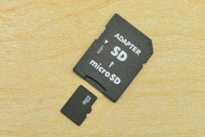カメラ初心者必見!SDカード保存のメリットとデメリット