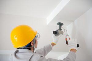 【防犯・監視カメラ設置工事】基本的な流れについて