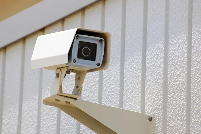 カメラ ダミー 監視